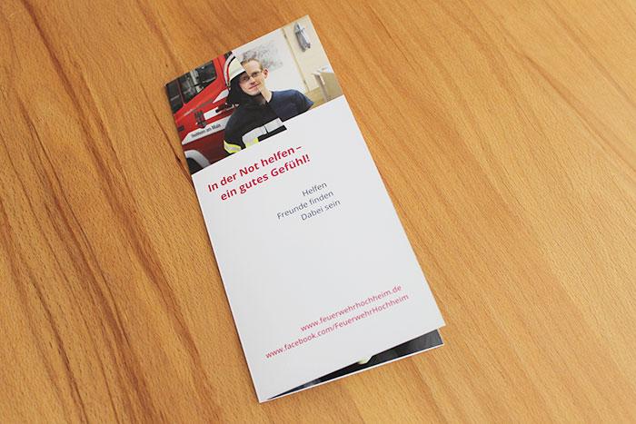 Kunstfliegerei - Print - Flyer