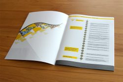 Kunstfliegerei - Print - Broschüre
